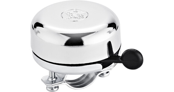 REICH Krone-Motiv Ringeklokke Ø55mm sølv